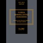Florida Criminal Justice Sourcebook 2021-2022 Edition - Pre-Order