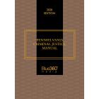 Pennsylvania Criminal Justice Manual 2020 Edition